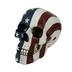 American Flag Skull USA Tattoo Stars And Stripes