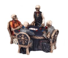 Undead Texas Holdem Poker Game