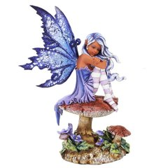 Amy Brown Violet Faery Figurine