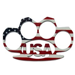 American Flag Knuckle Paper Weight