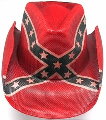 Rebel Cowboy Hat