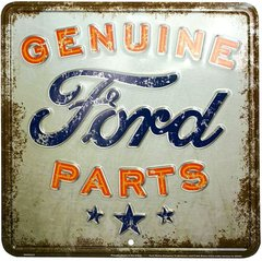 Genuine Ford Parts Large Parking Sign