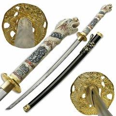 Hand Forged Third Generation Highlander Katana