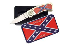 Southern Pride Knife in Metal Gift Tin