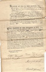 French & Indian War, Father Ralle's War -- Garrison Soldiers; Names Found in Early MA Documents