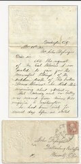Two Civil War Letters: 2nd Louisiana Artillery Throws Shells at Miners Hill; Sad Death Reported