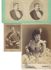 Photographic Archive: Robber Barron James Fisk, Jr., His Affair with Actress Josie Mansfield