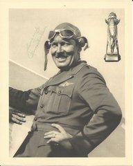 Aviator Roscoe Turner: World War I Balloon Pilot, Howard Hughes's Hell's Angels