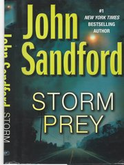 Storm Prey, Signed by Author John Sandford