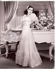 """Gorgeous Ann Miller -- """"Kiss Me Kate,"""" Beautiful Photograph, and TLS"""