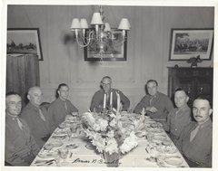World War II: Omar Bradley Has Confidential Dinner With Officers Before Operation Cobra