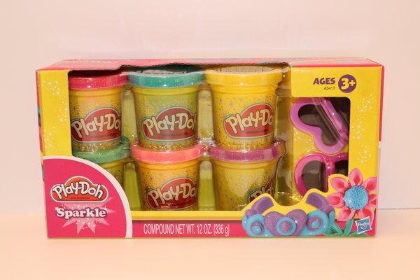 Play Doh Sparkle Blindbagsandtoys Com