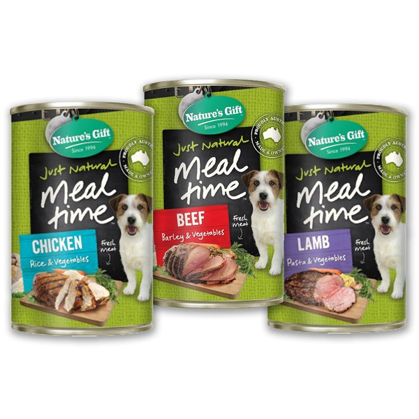 All Natural Canned Dog Food