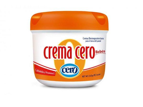 Crema Cero Caléndula y Vitamina E 50g