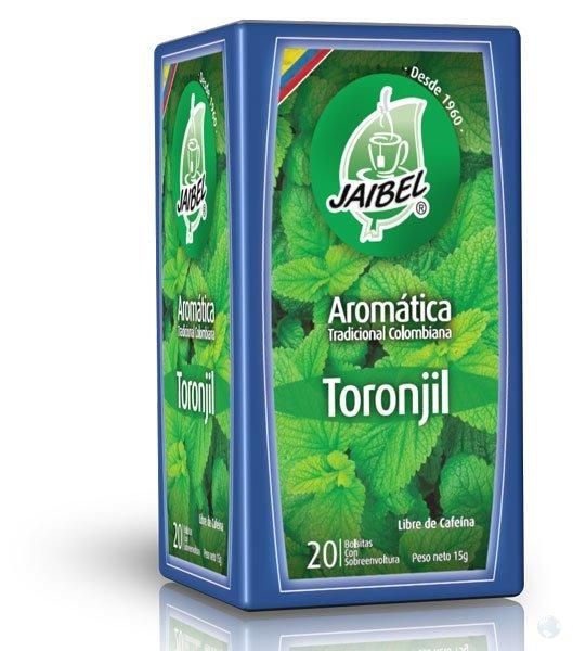 Aromatica Toronjil Jaibel x 20 Sobres