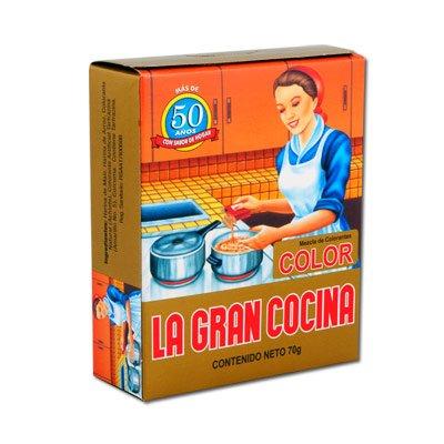 La Gran cocina Color 70g