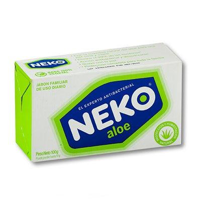 Jabón Neko Aloe 100g