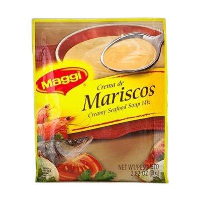 Sopa Crema Mariscos 64g