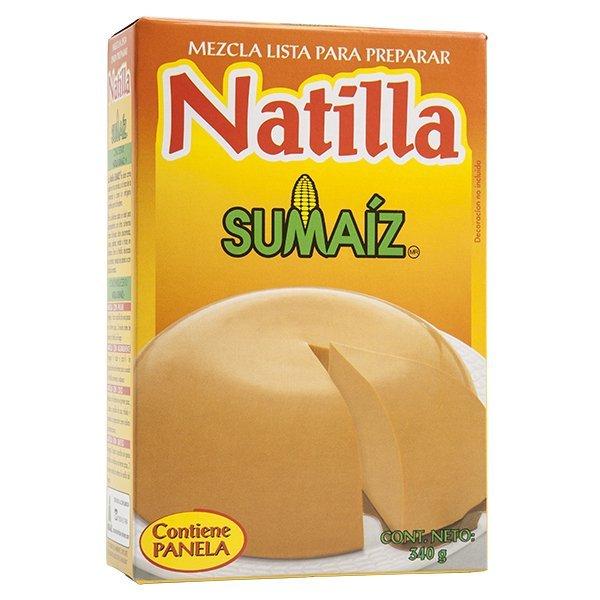 Natilla Sumaíz 340g