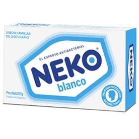 Jabón Neko Blanco 100g