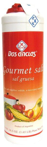 Sal Gruesa Dos Anclas 750g