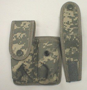 54-757 DOUBLE MAGAZINE POUCH
