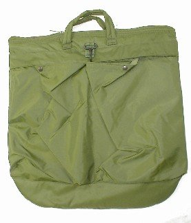 101 OD GREEN FLYER'S HELMET BAG