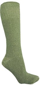 2452GR GREEN HEAVY WEIGHT SOCK