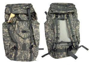 54-07775T RIO GRANDE 75 LITER BACKPACK