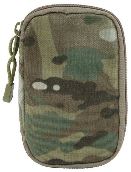 9914DDGC MULTI-CAM Zippered Pocket Pad w/ Pen