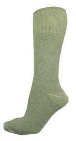 2450GR GREEN MID-WEIGHT SOCK