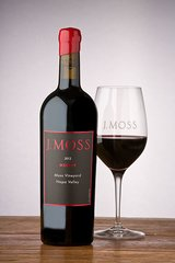 2012 Merlot, Moss Vineyard, Napa Valley