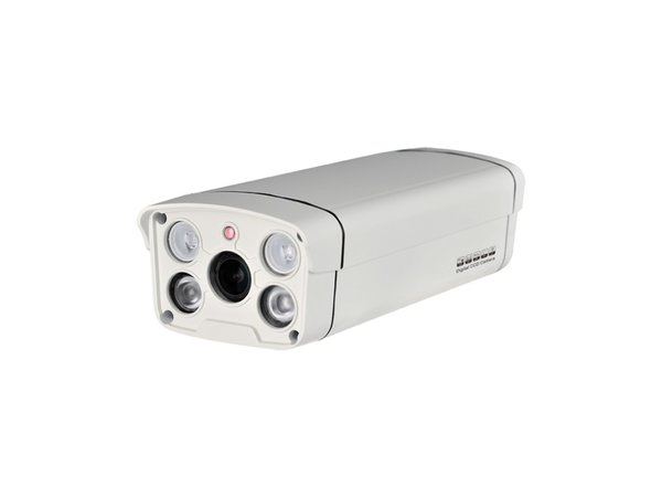 2.4 MP HD-TVI WDR License Plate Recognition Camera