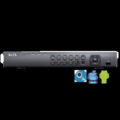 4 Channel HD-TVI Hybrid Digital Video Recorder