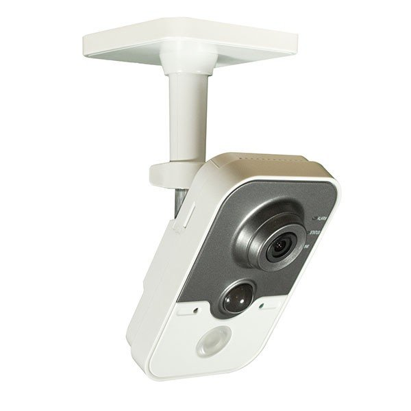 3.2 MP HD Cube Network IP Camera/ WiFi