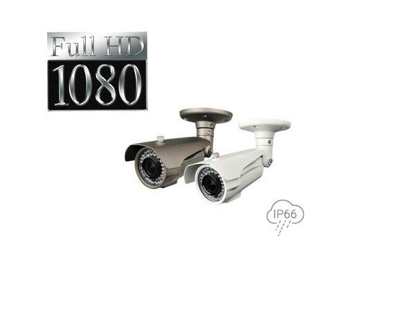 2.4 MP HD-TVI 42IR LED Bullet Camera-