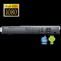 4 Channel HD-TVI/IP Advanced Level(Efficient) Digital Video Recorder