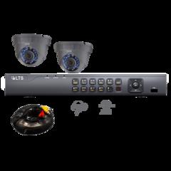 Two Camera Surveillance Bundle w/ 1TB HDD