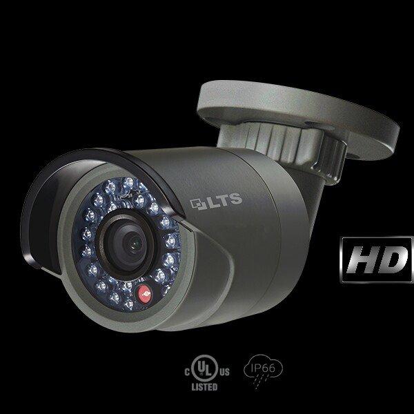 1.3 MP HD-TVI Compact Bullet Camera
