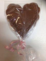 To My Valentine Heart Sucker