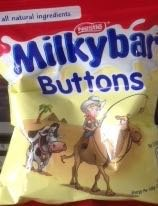 Nestle Milkybar White Chocolate Buttons