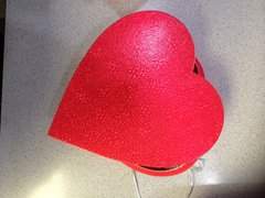 Heart Gift Box - 8 oz Assortment