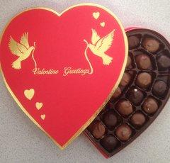 Heart Large Gift Box Creams