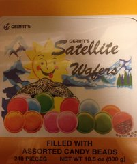 Gerrit's Satellite Wafers (UFO's)