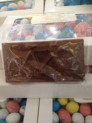 Chocolate Bicycle Bar 2 oz