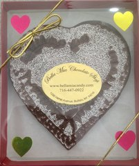 Chocolate Heart - Nonpareil