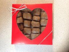 Sponge Candy Valentines