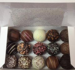 15 Piece Truffle Box