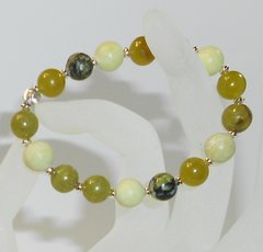 Yellow Turquoise 5443