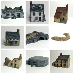 10 - Piece 'Bridgehead' Set